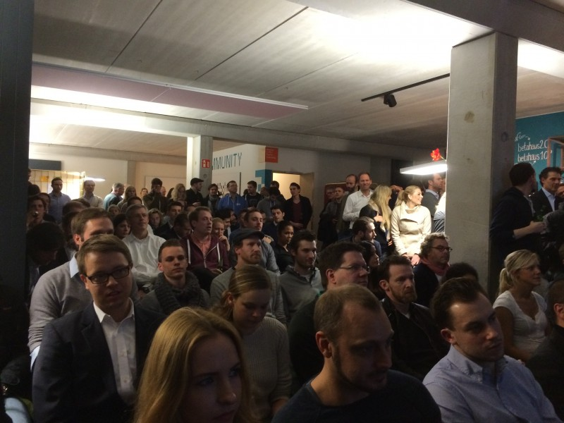 Startup Event: The Pulse