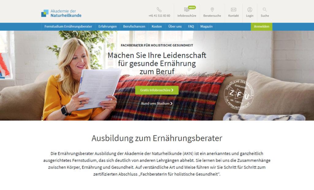 hamed.de Referenz - Swiss Education Center AG