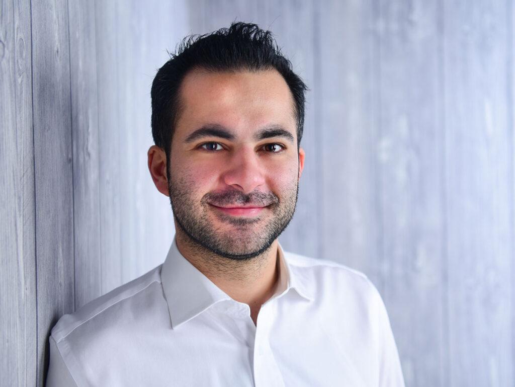 SEO Experte Hamed Farhadian